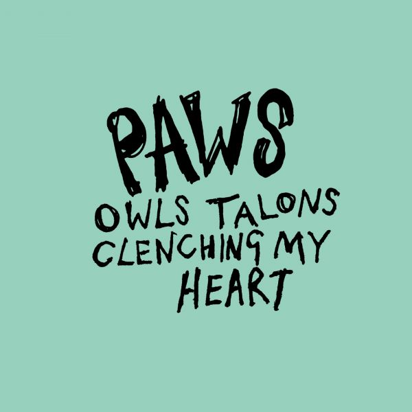 Owl Talons Clenching My Heart