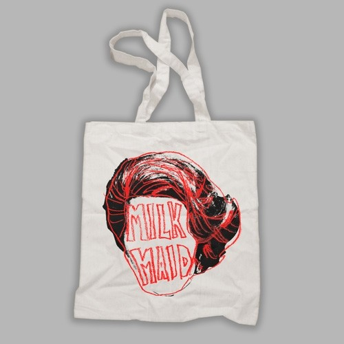 Milk Maid Tote Bag